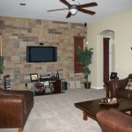 Decorative Masonry, LLC- 480-980-8651-The living room is done!!!